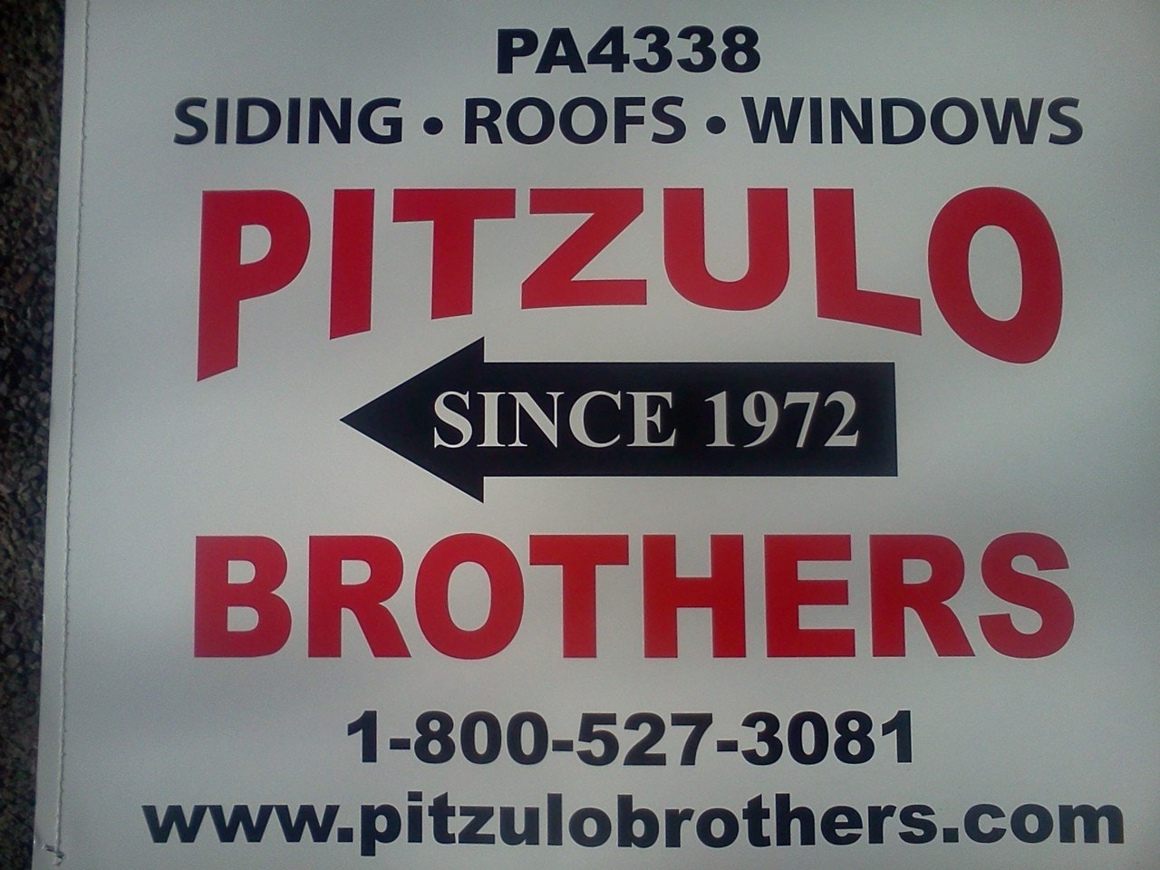 Pitzulo Brothers Company Inc