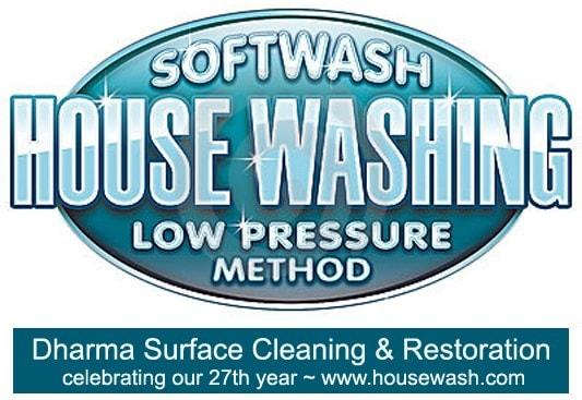 Dharma Surface Cleaning - www.housewash.com