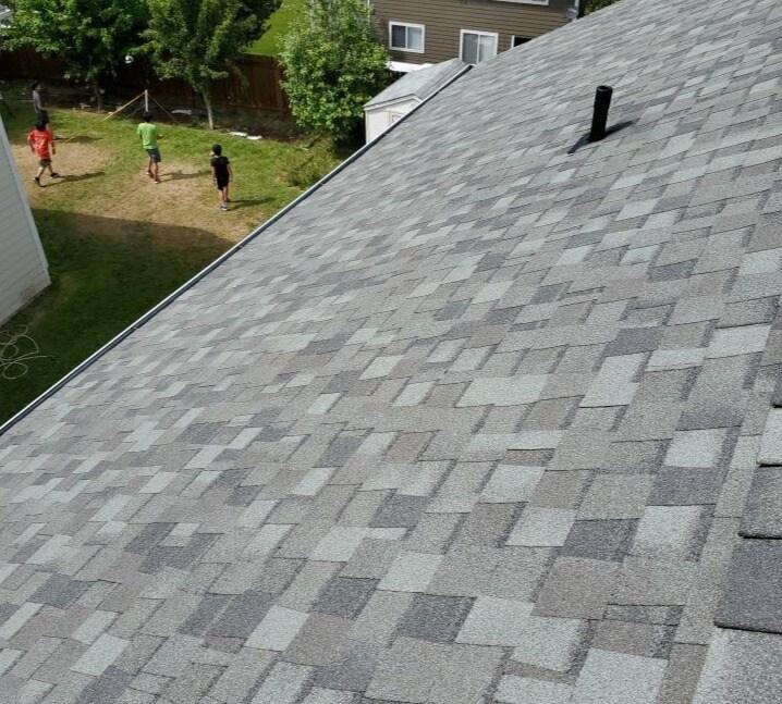Composition Roof In Bellevue WA
