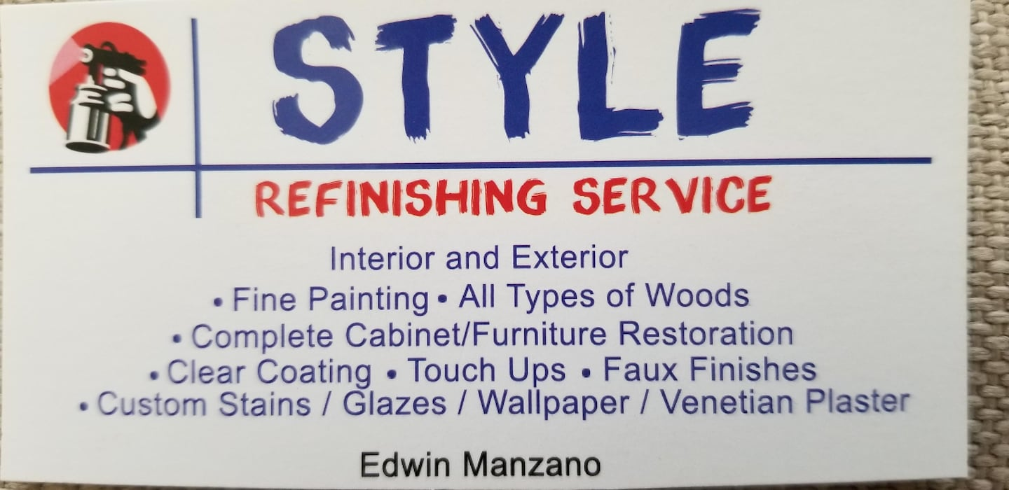 Style Refinishing Services