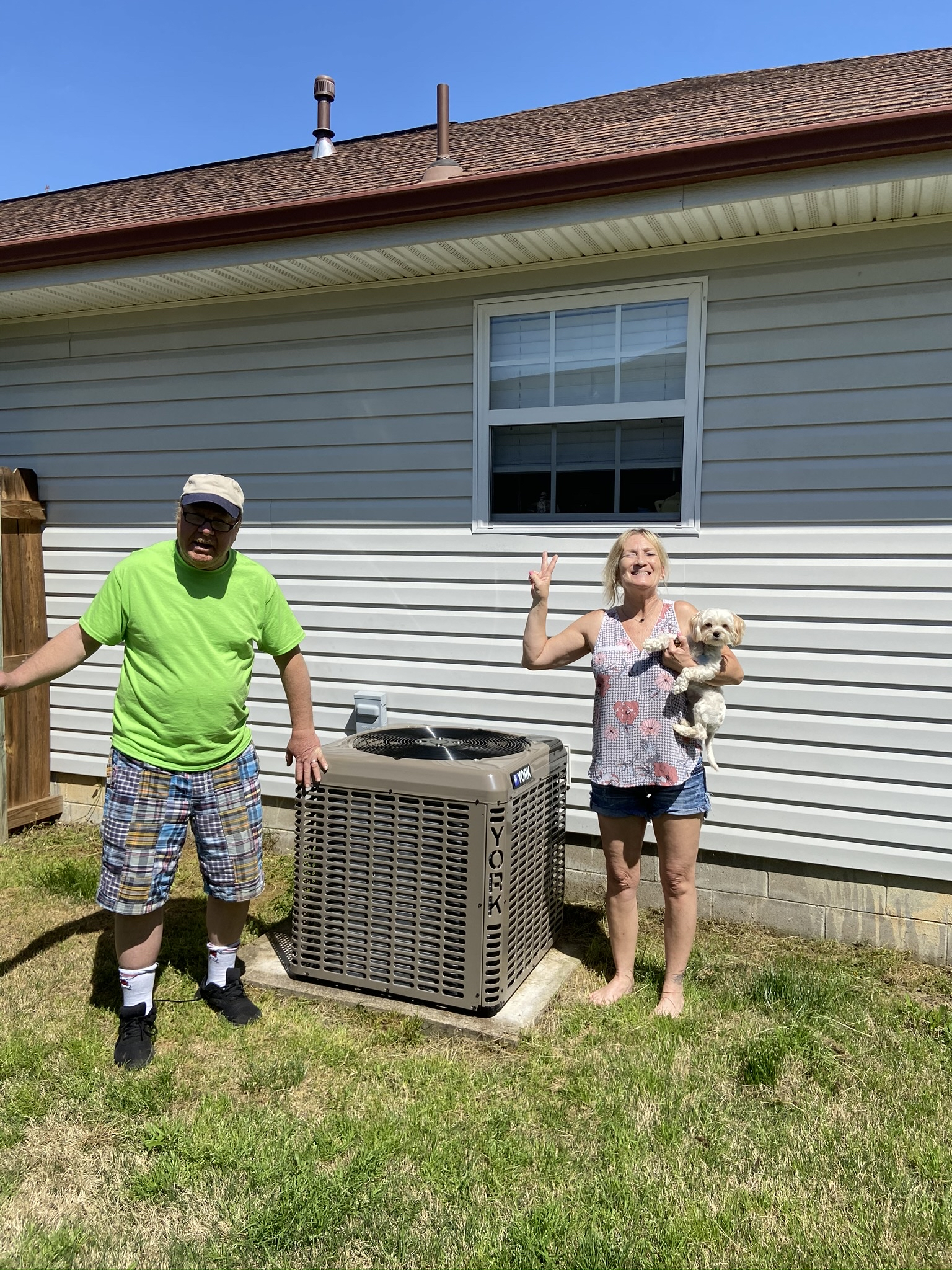 Heating & A/C Project