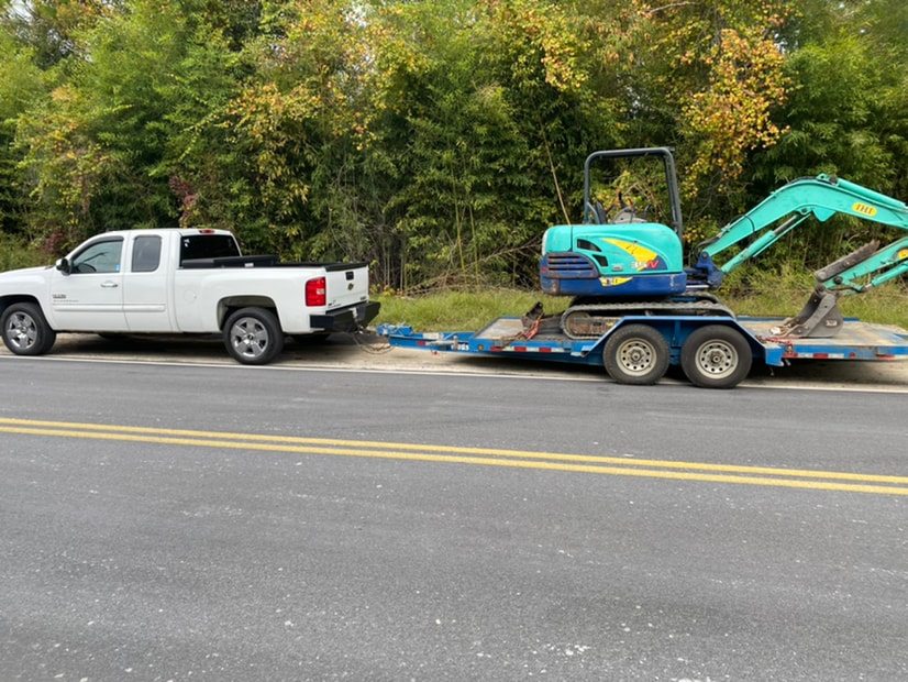 Roundwood Hauling & Construction