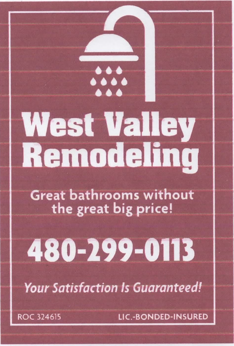 West Valley Remodeling LLC