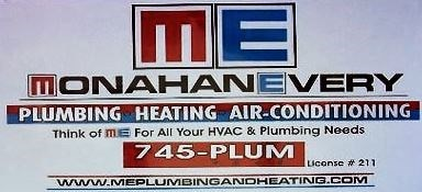 Monahan And Every Plumbing & Heating
