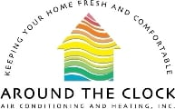Around The Clock Heating & Air Conditioning Inc