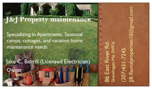 J & J property maintenance