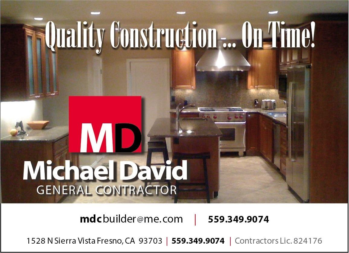 michael david construction