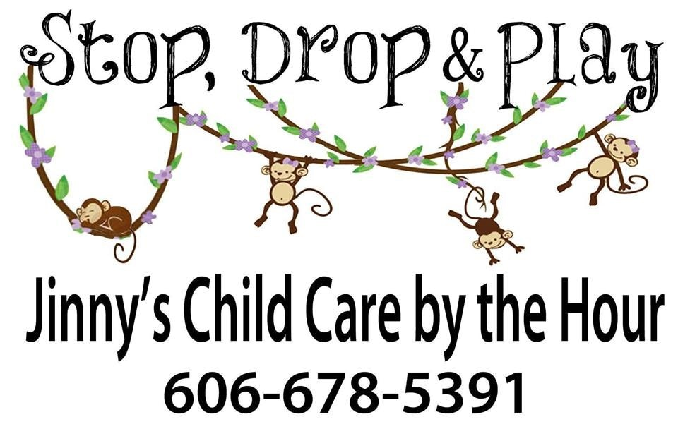 Stop, Drop & Play Jinny's Child Care by the Hour