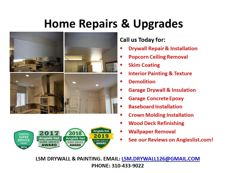 LSM Drywall & Painting