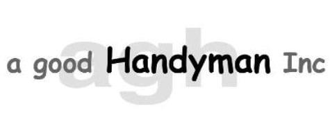 A GOOD HANDYMAN INC logo