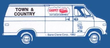 Town & Country Carpet Cleaning