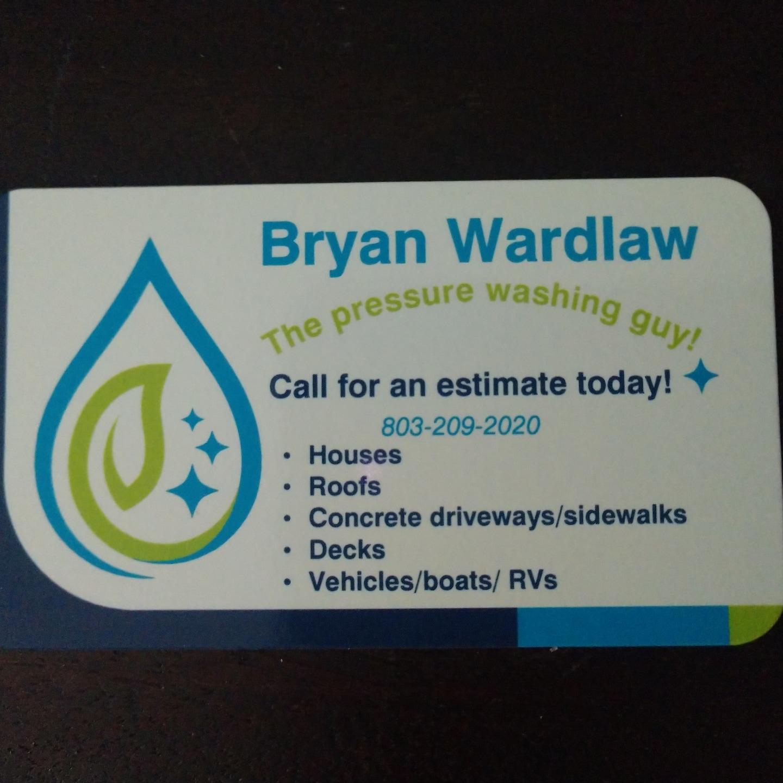 Bryan Wardlaw pressure washing services
