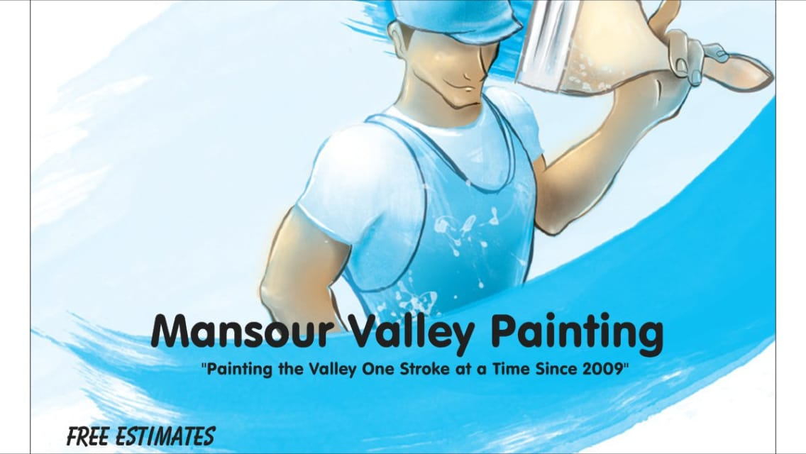 Mansour Valley Painting