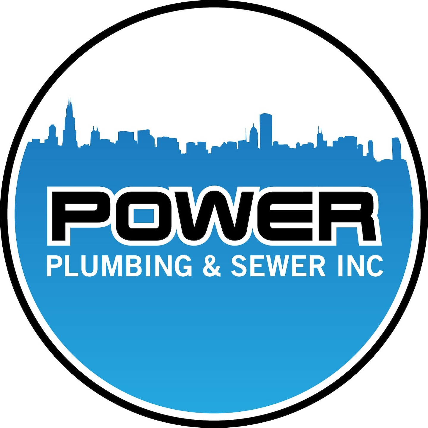 Power Plumbing & Sewer Contractor Inc logo