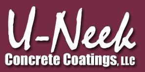 U-Neek Concrete Coatings logo