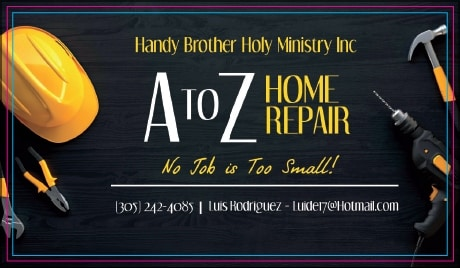 Handy Brother Holy Ministry Inc