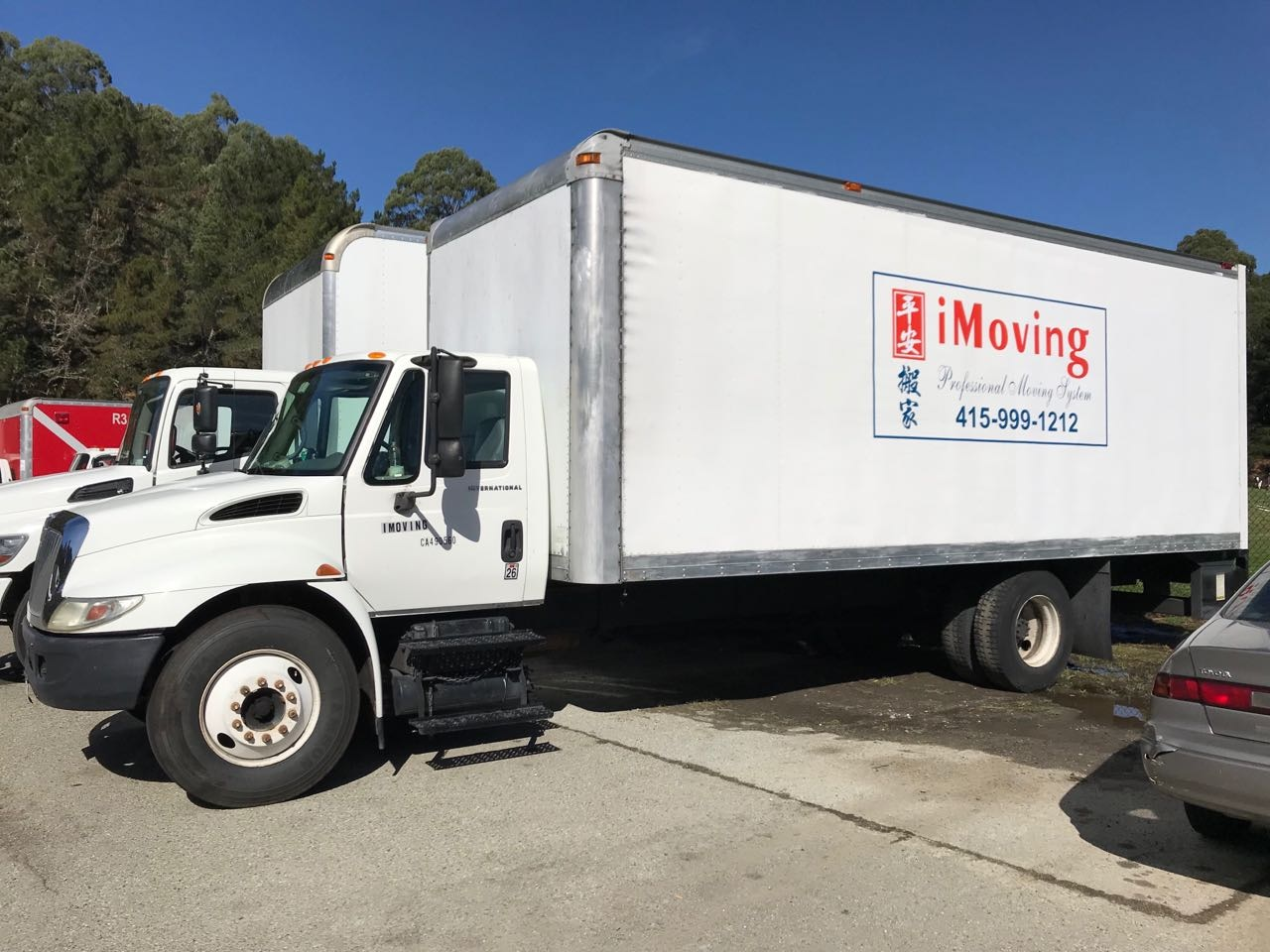 iMoving Professional Moving System