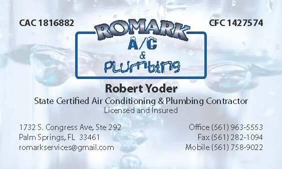 Romark A/C & Plumbing, LLC