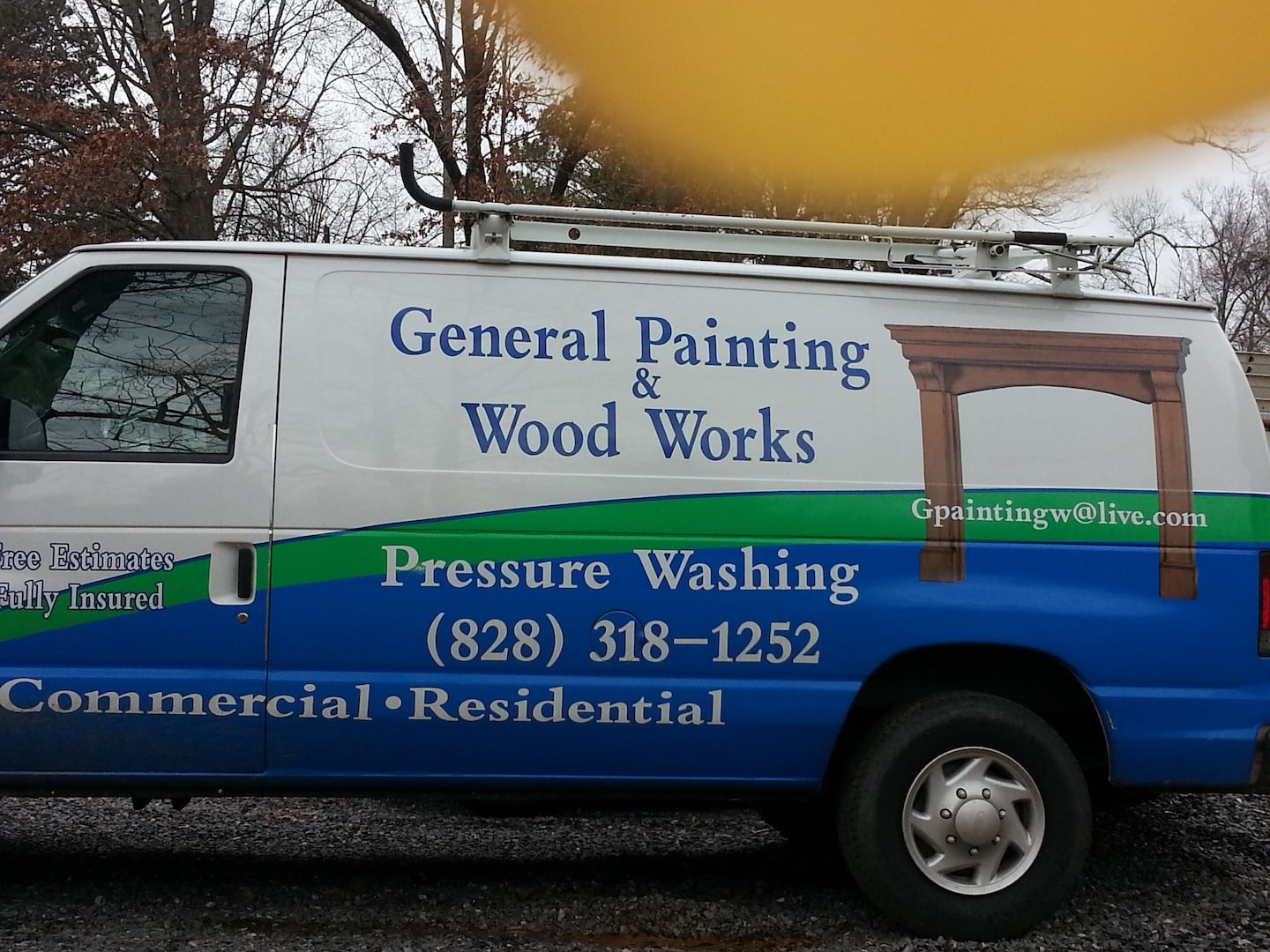 General Painting and Wood Works