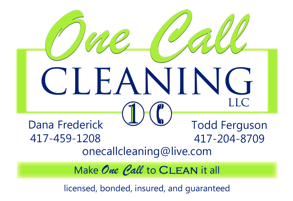 One Call Cleaning