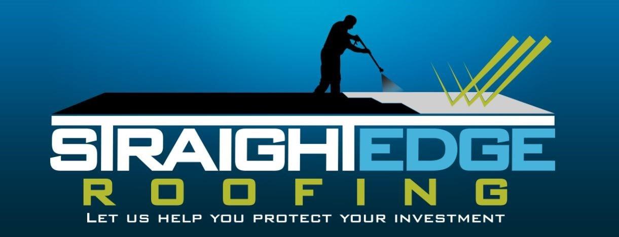 Straight Edge Roofing logo