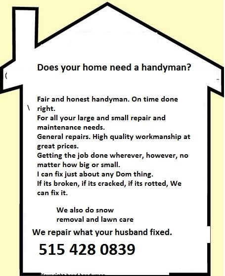 cms handyman services