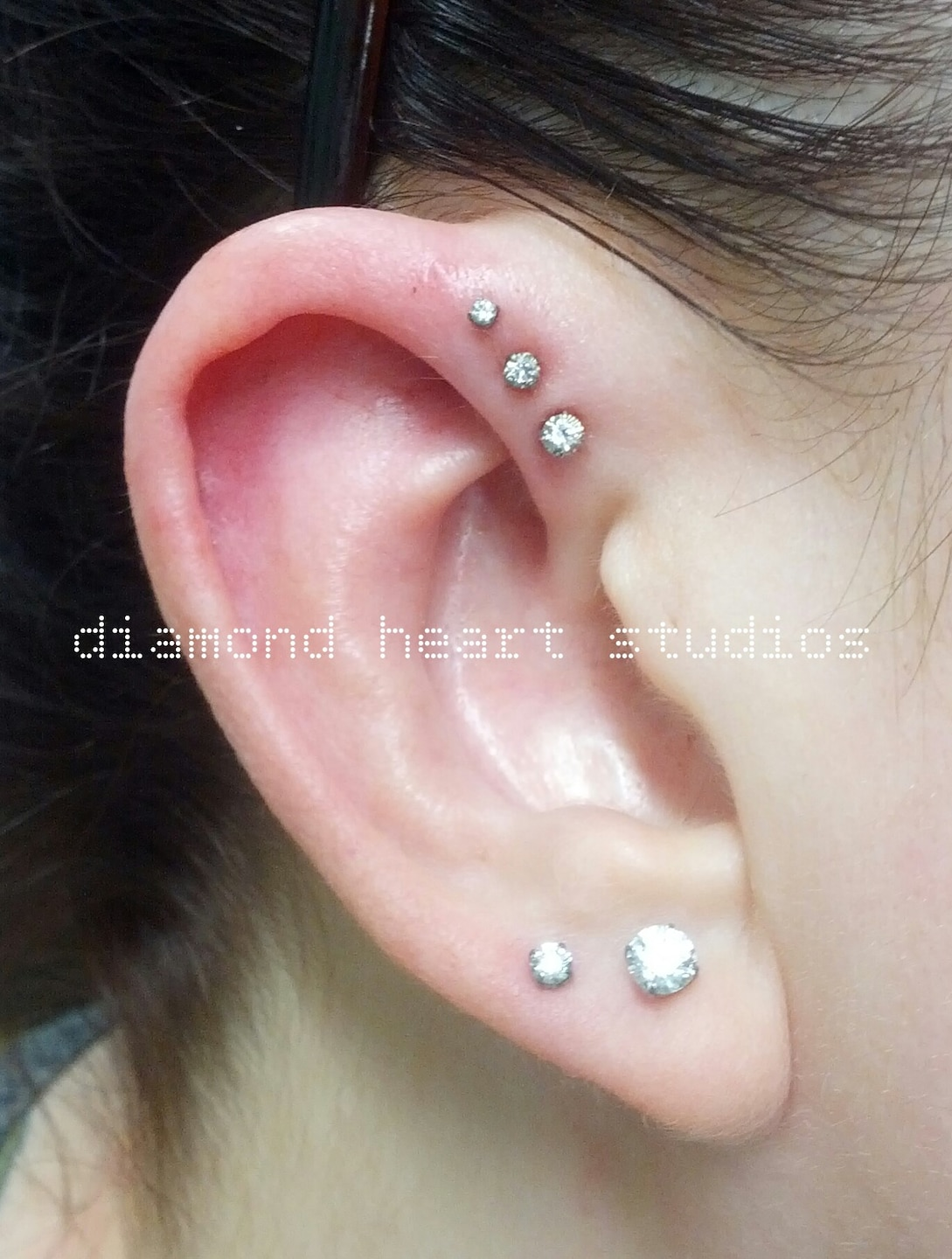 Diamond Heart Studios Body Piercing