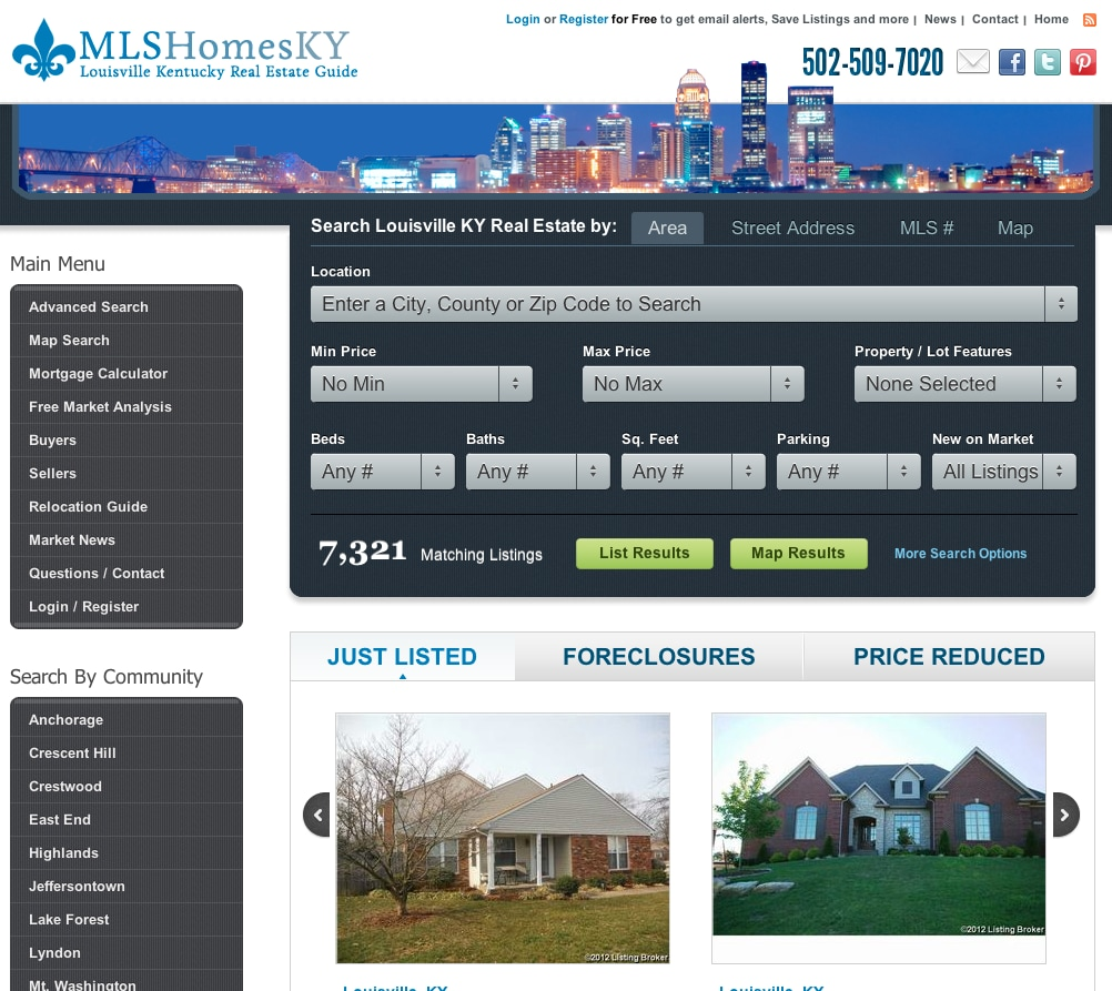MLS Homes KY