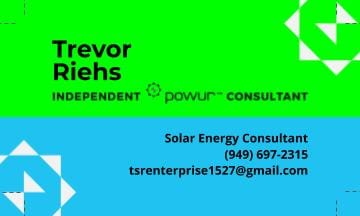 Independent Powur Solar Energy Consult.