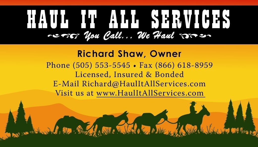 Haul It All Services