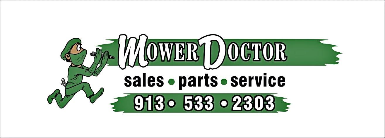Mower Doctor logo
