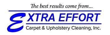 Extra Effort Carpet & Upholstery Cleaning Inc