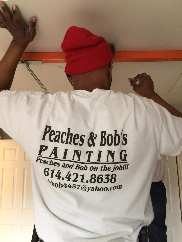 Peaches & Bob's Painting