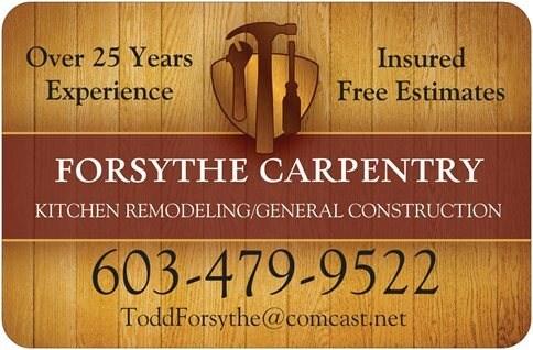 Forsythe Carpentry