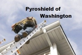 Pyroshield of Washington logo