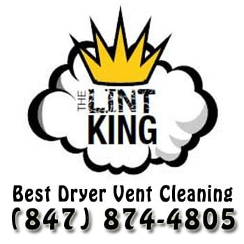 The Lint King Dryer Vent Cleaning Experts logo
