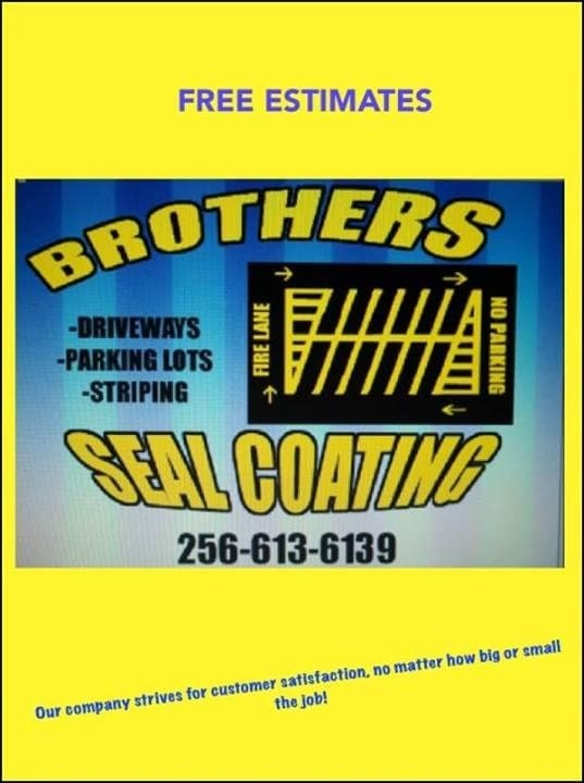 BROTHERS SEALCOATING