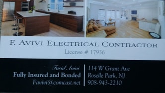 F. Avivi Electrical Contractor
