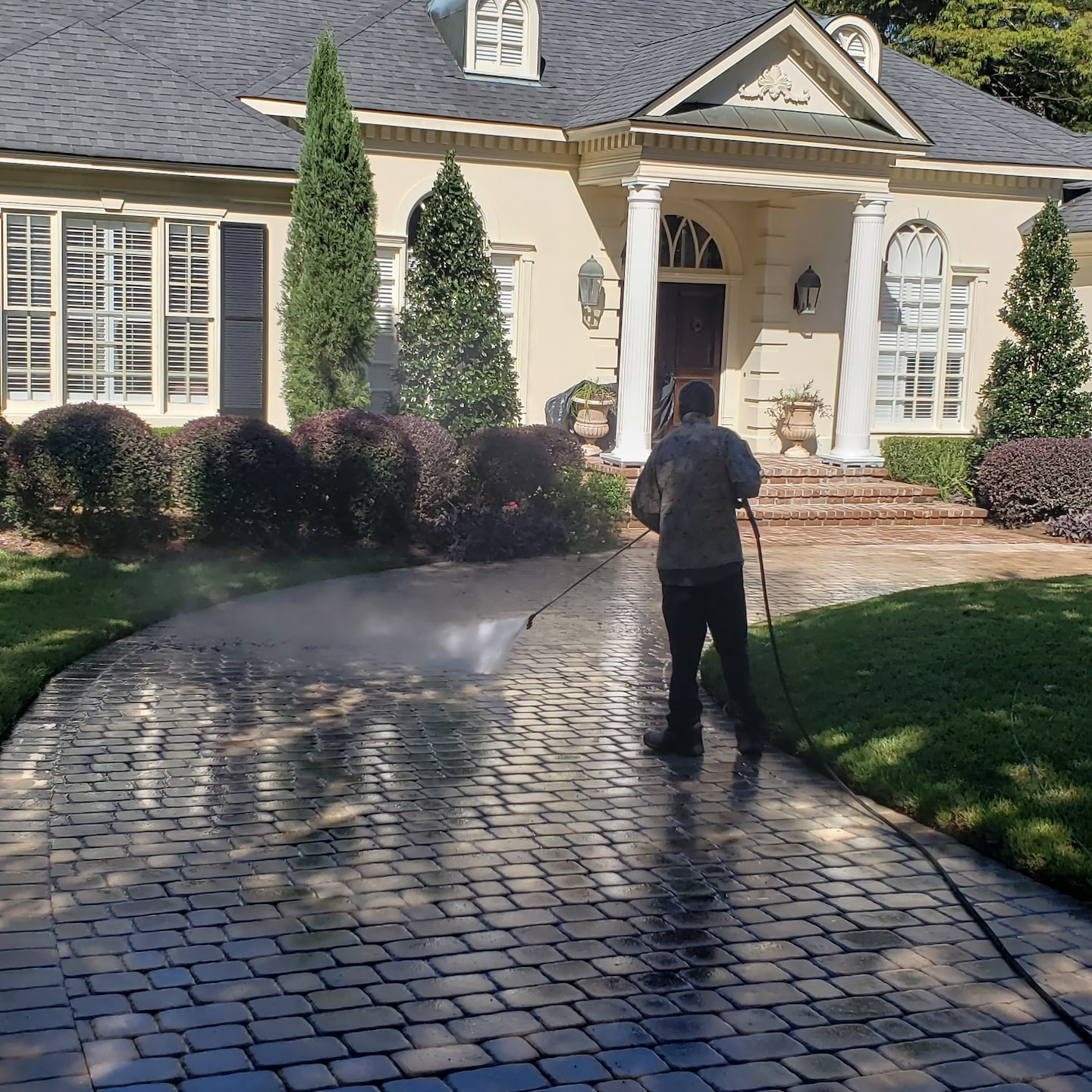 D.AND.SONS POWER WASHING