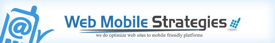 Web Mobile Strategies