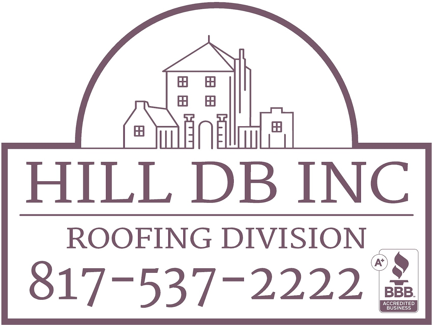 Hill DB, Inc. - Roofing Division