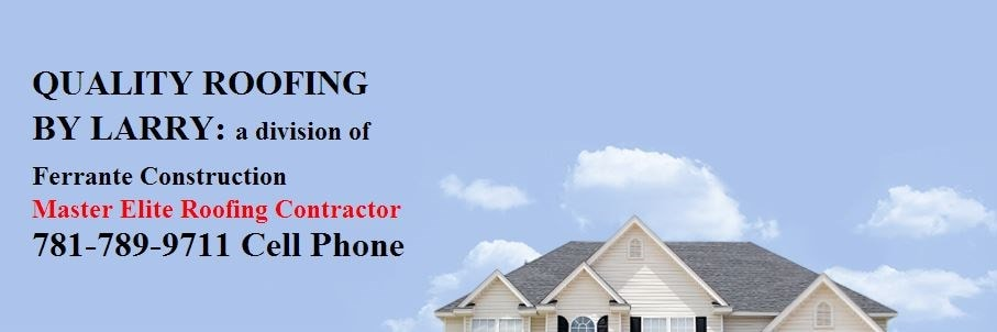 Quality Roofing By Larry Reviews Woburn Ma Angie S List