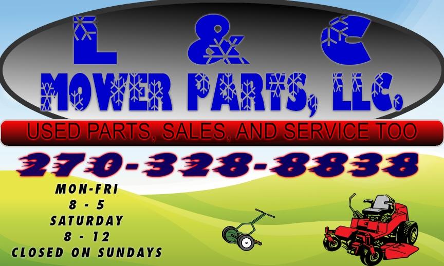 L & C Mower Parts