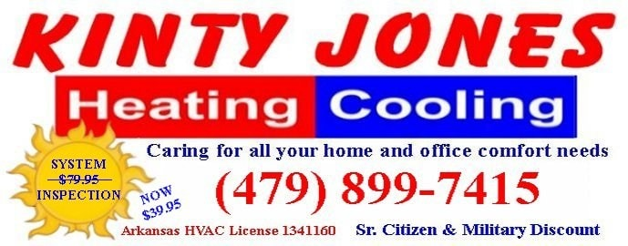 Kinty Jones Heating & Cooling