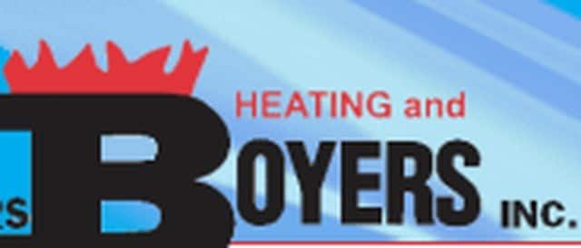 R S Boyers Heating & Air Conditioning Inc