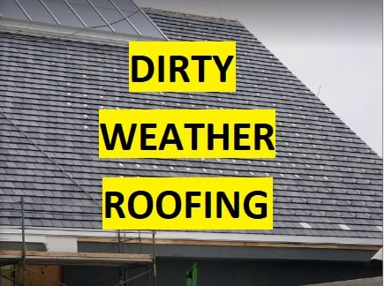 Dirty Weather Roofing