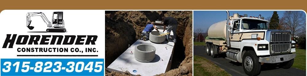 Horender Construction Co Inc