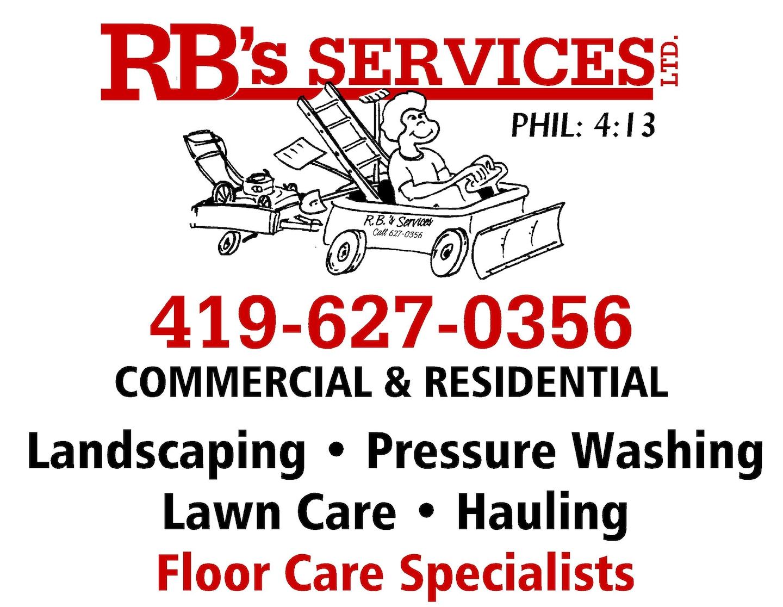 RRB's Services, Ltd