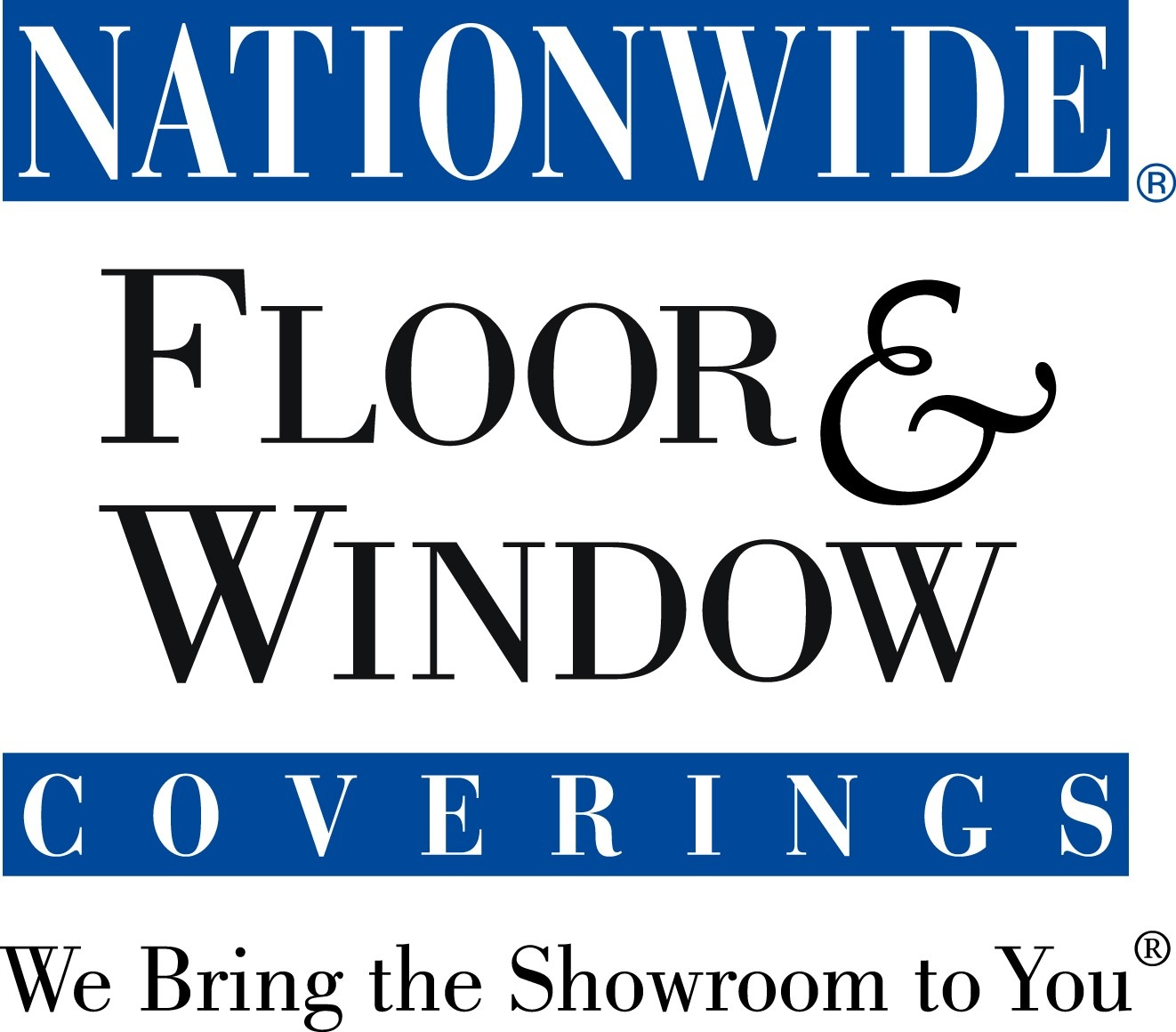 Nationwide Floor & Window Coverings logo