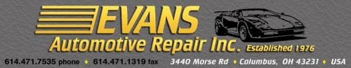 Evans Automotive Repair Inc